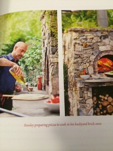 Stanley Tucci really loves to cook