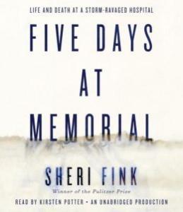 fivedaysatmemorial