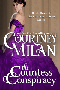 Cover of The Countess Conspiracy by Courtney Milan