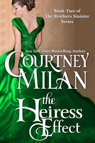 cover of The Heiress Effect by Courtney Milan