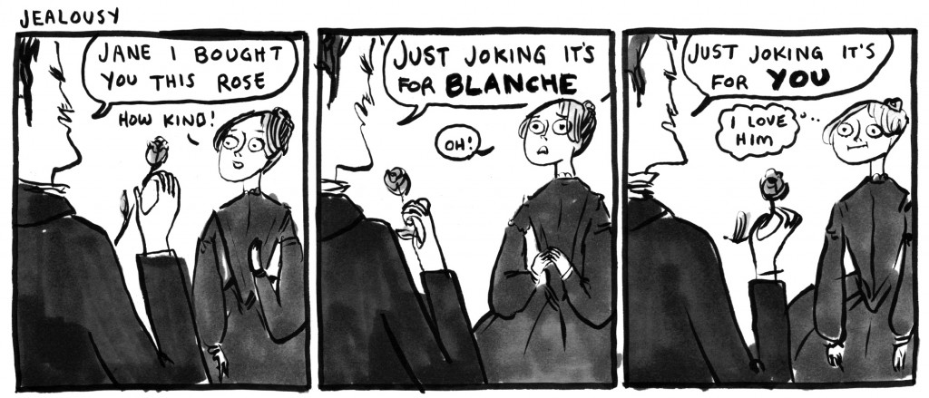 the things learned by jane in the novel jane eyre by charlotte bronte Jane eyre sympathy for jane  in the novel, 'jane eyre' charlotte brontë focuses on the life of jane,  charlotte bronte's jane eyre.