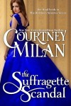 Cover of The Suffragette Scandal by Courtney Milan
