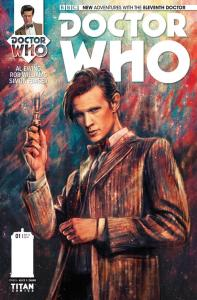 Doctor Who The Eleventh Doctor #1