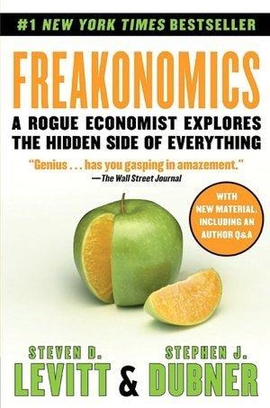 freakonomics cover
