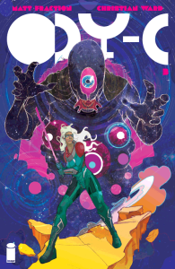 Ody-C #3 by Matt Fraction and Christian Ward (Image 2015)