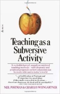 teaching subversive