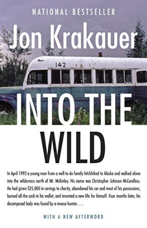 Into the Wild by Jon Krakauer – The Mama Book Review – Cannonball