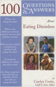 100 q&a about eating disorders
