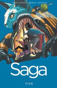 Saga, vol 5