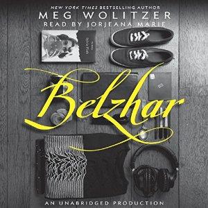 Belzhar audiobook cover