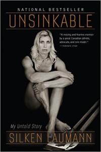 Unsinkable: A Memoir by Silken Laumann cover