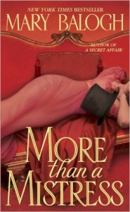 More Than a Mistress by Mary Balogh – Mikki Blu Book Review