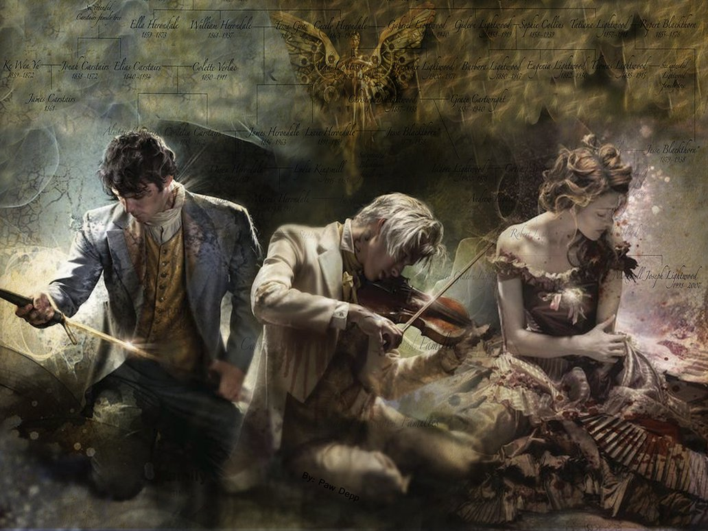 The Infernal Devices Trilogy by Cassandra Clare – Lisa Bee