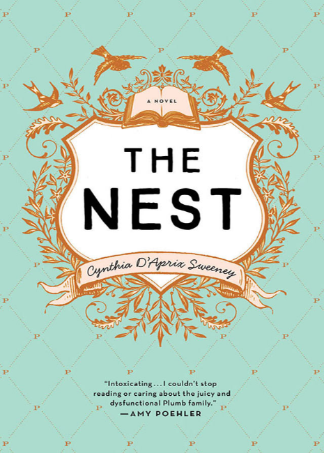 The First Book After Baby WOULD Be The Nest