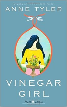 I could be happy the rest of my life with a vinegar girl