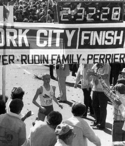 Another famous Norwegian competitor, Grete Waitz, She won nine New York City Marathons between 1978 and 1988, more than any other runner in history