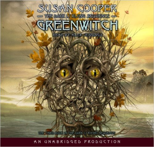 Greenwitch cover by Susan Cooper