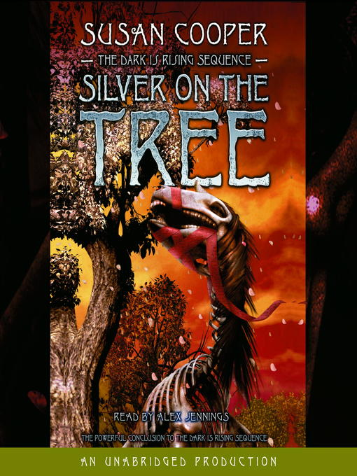 Silver on the Tree cover by Susan Cooper