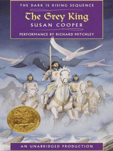 The Grey King cover by Susan Cooper