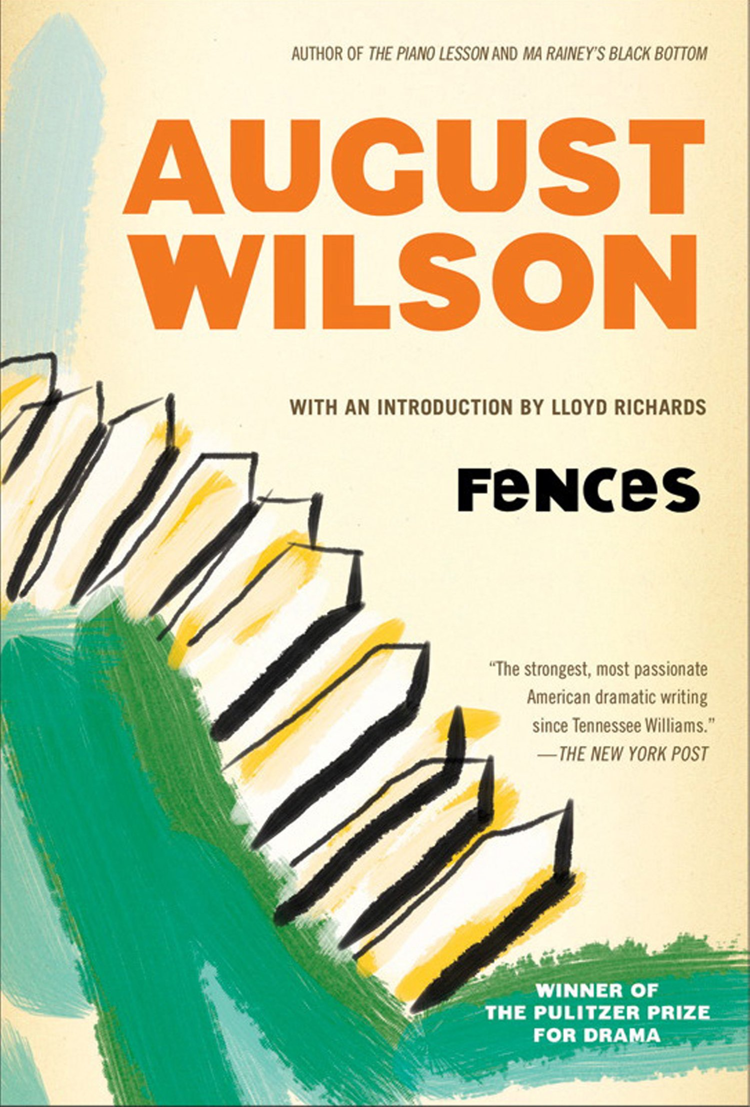 "the symbol of sports in fences a play by august wilson It is also a play about the power of speech as our greatest weapon in shaping our it becomes a symbol of the security and august wilson's ""fences."