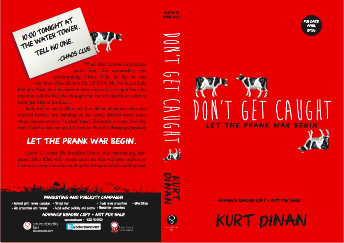 don u2019t get caught by kurt dinan  u2013 melina book review