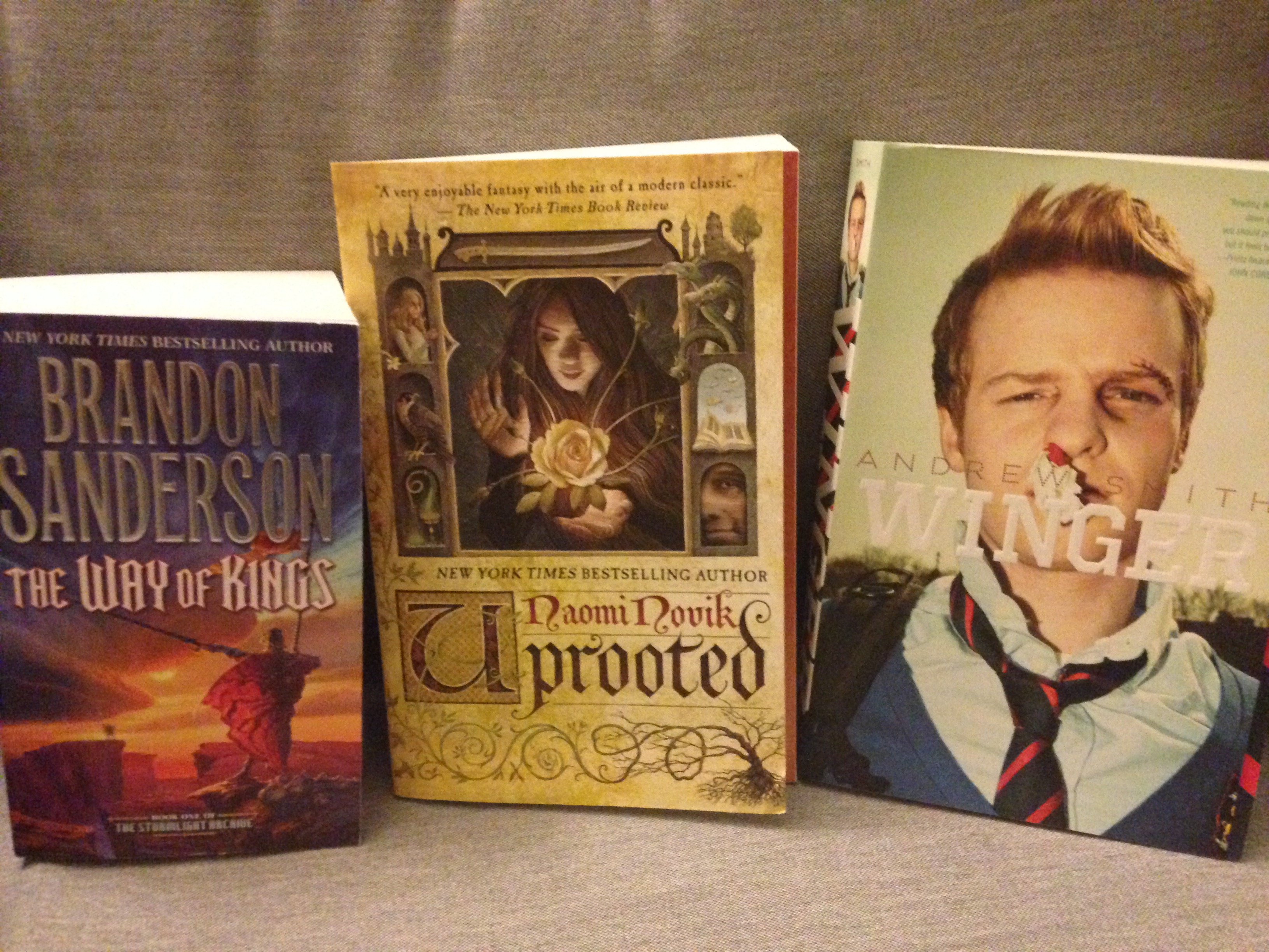 Belated Thanks (Cannonball 8 Book Exchange)