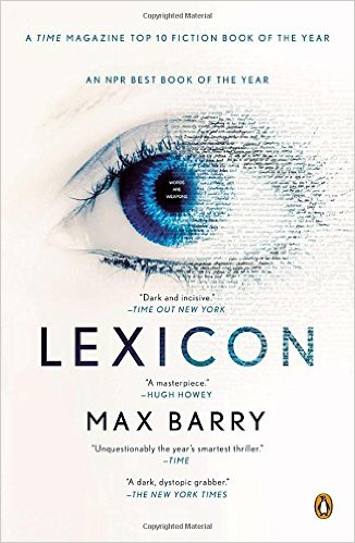 Image result for lexicon book cover