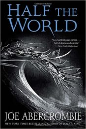 Half the World – not half as interesting as the 1st book in series