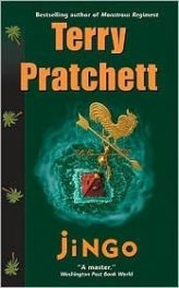 I see now what everyone meant about latter Pratchett.