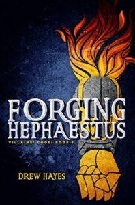 Forging Hephaestus cover