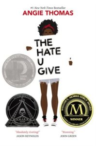 The Hate U Give By Angie Thomas Kdm Book Review Cannonball Read 11