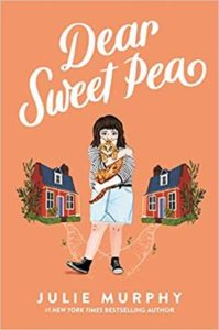 cover for the book dear sweet pea