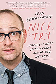 Cover of Nice Try by Josh Gondelman