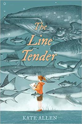 cover of the book The Line Tender by Kate Allen