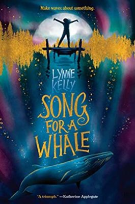 book cover of Song For a Whale