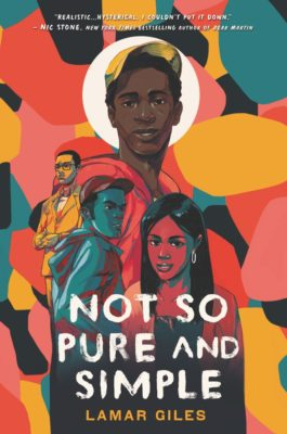 book cover of Not So Pure and Simple