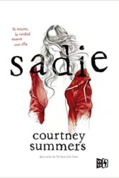 book cover of Sadie by courtney summers