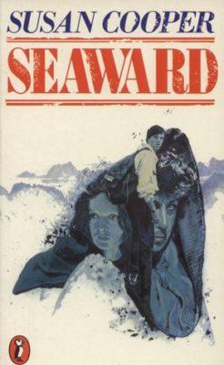 book cover of Susan Cooper's Seaward