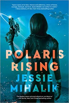 The cover of Polaris Rising.