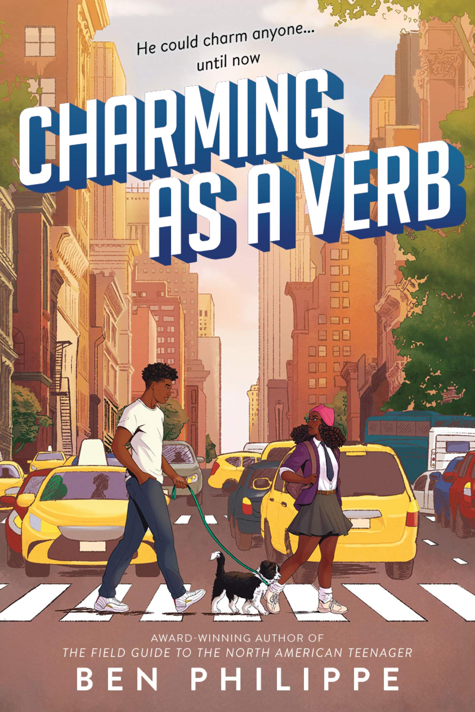 Charming as a Verb Book Cover
