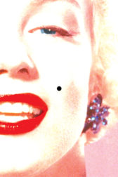 partial image of Marilyn Monroe's face