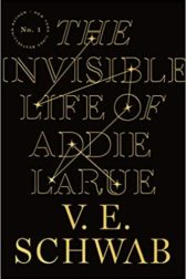 Invisible Life of Addie LaRue Cover