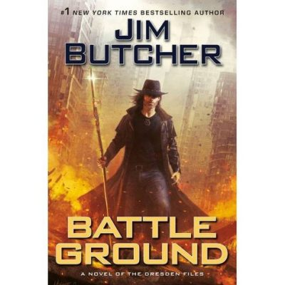Cover of the book Battle Ground by Jim Butcher
