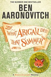 Cover of What Abigail Did That Summer