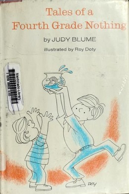 Photo of book cover.