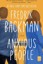 Cover of Anxious People