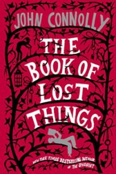red cover of the book of lost things