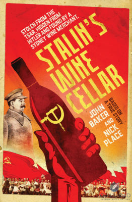 It's Stalin's commie-branded wine? Maybe?