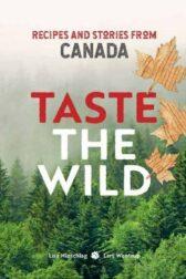 Book Cover: taste the wild