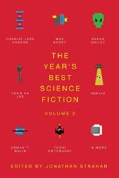 The Year's Best Science Fiction vol 2